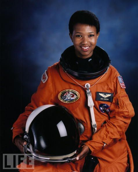 first american female astronaut in space - photo #19